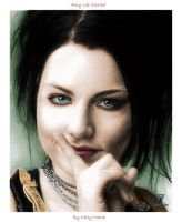 Amy Lee Colored by kiki2007