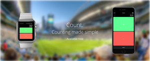 Introducing Count. by ccard3dev