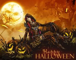 Happy Halloween by theDeathspell
