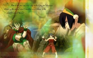 Toph Bei Fong Request by Jesusfreak-kk
