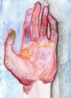 My Hand by Edouar