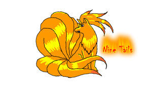 Nine Tails by TorchwoodWerewolf