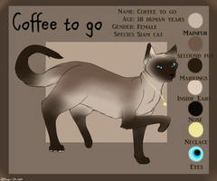 Coffee to go reference sheet by Duo-Dawn