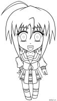 2012 Chibi Character-Blank by The-Junior-Flow