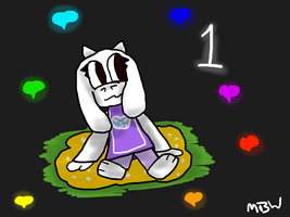 Undertale (One-year anniversary) by MapleBranchWing