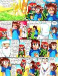 Megaman: S-H-D Manga Page 21 by Sonicbandicoot