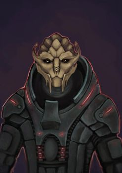Turian by Someone5678