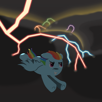 Day 28 - Rainbow Dash (Failed Attempt #3?) by Silver---Streak