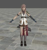 Lightning XIII Downloadable model by BladeOfValhalla