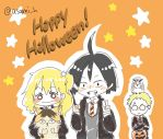 HQ halloween by asami-h