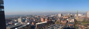 Preston panorama daytime by ropa-to