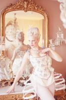 Marie Anthoinette by Mornie-Alfinus