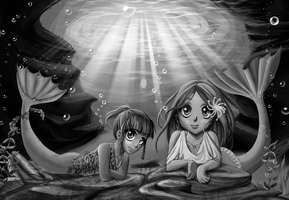 The Undersea Sisters by Lizalot