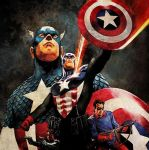 Captain America and Bucky by REDSkill3t
