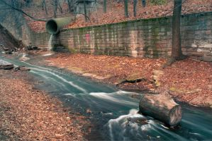 Old water drainage by bevilcloun