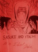 Naruto Super Drawing Color 30 by eduaarti