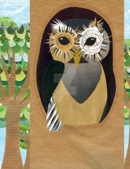 Owly... by illustrationgirl