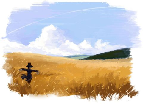 wheat protector by dragranzer