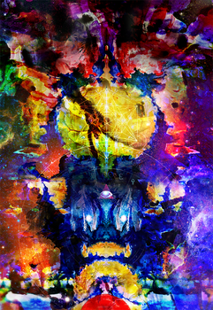Master of Consciousness by fmacmanus