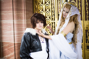 SQUALL LEONHART - Cosplay -All will be fine Squall by Shinkan-Seto