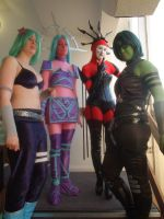 ReBoot - The Ladies by KellyJane
