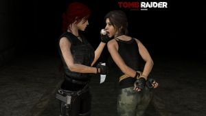 Tomb Raider's Darkest Hours 01 by honkus2