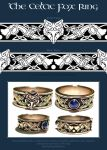 Celtic Fox Ring by Illahie
