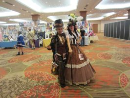AFest 2012 - Steampunk by Soynuts