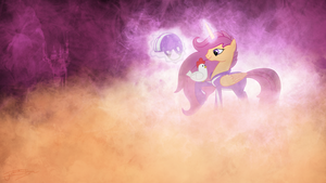 Princess Scootaloo - Goddess of Equestria by Jamey4