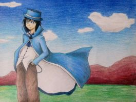 What is Blue? by leanimeaddict