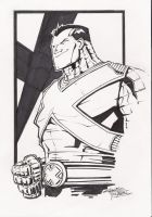 sketchy. Colossus by KidNotorious