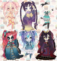 CUSTOM ADOPTS VIII by Lolisoup