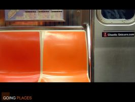 Going Places a C.U. Ad by siamgxIMA