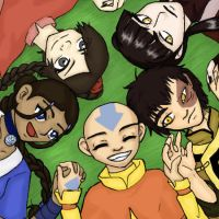 Avatar-Group-Z+A+K+M+TL by gyakuten-no-megami