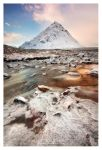 Buachaille Etive Mor - Winter by SebastianKraus