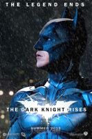 The Dark Knight Rises movie poster by DComp