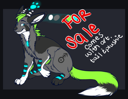 Axel For Sale by wulfpelt