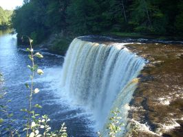 Big Water Fall by BoxcarChildren