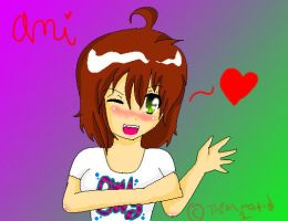 wut i rly look like in anime by HomuGay