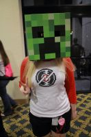 Creeper girl by ghousel