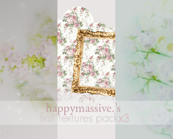 Flower textures by happymassive