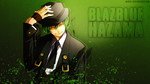 Blazblue - Hazama Wallpaper by ZertoZZF