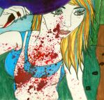 Alice Killed The Hatter (improved version) by PorcelainKittyKat