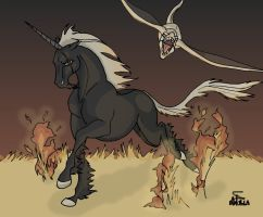 run for your life by MySweetQueen