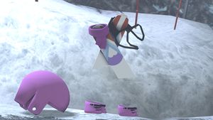 Ski props [download] by PercyTechnic