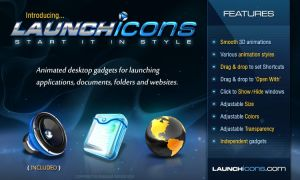 LAUNCHicons by chaninja