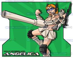 Angelica - by ChadPorter by RBL-M1A2Tanker