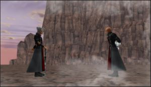 KH3 - Their Final Meeting by todsen19