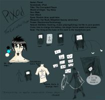 Pixod-The Corrputed Player-Ref by Roya111