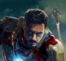 Iron Man 3 by JUANCAQUE